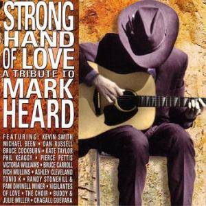 Cover - Kate Taylor: Strong Hand Of Love (A Tribute To Mark Heard)