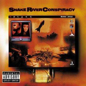 Cover - Snake River Conspiracy: Sonic Jihad