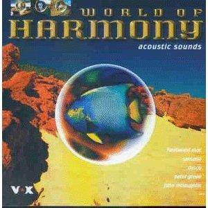 World Of Harmony - Cover