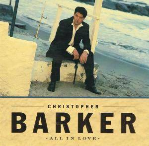 Cover - Christopher Barker: All In Love