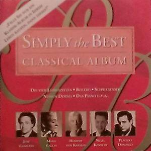 Cover - Howard Blake: Simply The Best Classical Album