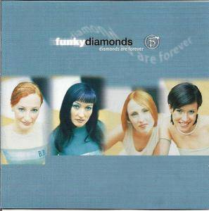 Cover - Funky Diamonds: Diamonds Are Forever