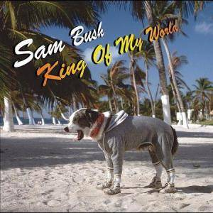 Cover - Sam Bush: King Of My World
