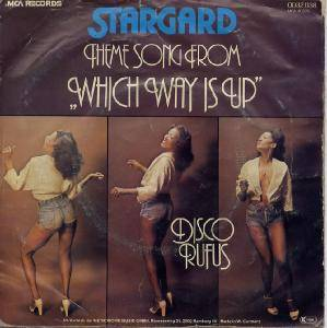 "Cover - Stargard: Theme Song From ""Which Way Is Up"""