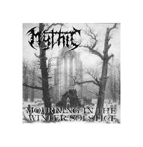 Mythic: Mourning In The Winter Solstice - Cover