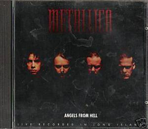 Metallica: Angels From Hell - Cover