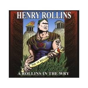 Henry Rollins: A Rollins In The Wry (CD) - Bild 1