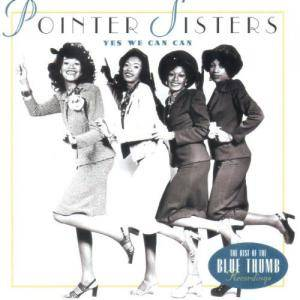 The Pointer Sisters: Yes We Can Can - Cover