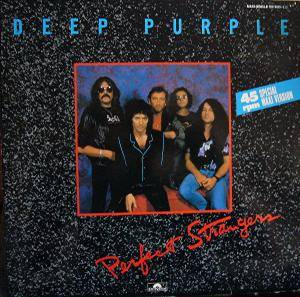 Deep Purple: Perfect Strangers - Cover