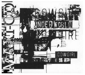 Underworld: Cowgirl - Cover