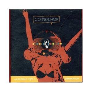 Cornershop: Handcream For A Generation - Cover