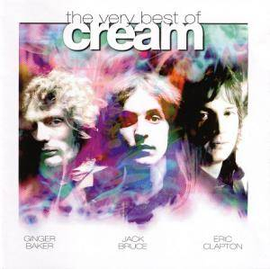 Cream: Very Best Of Cream, The - Cover