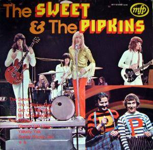 Cover - Pipkins, The: Sweet & The Pipkins, The