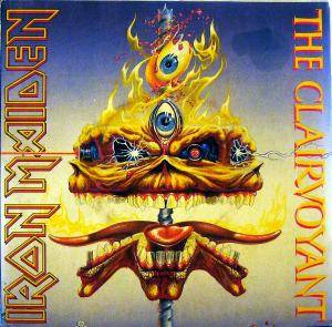 Iron Maiden: Clairvoyant, The - Cover