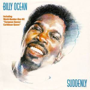 Cover - Billy Ocean: Suddenly