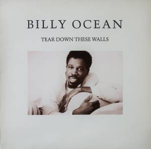 Billy Ocean: Tear Down These Walls - Cover
