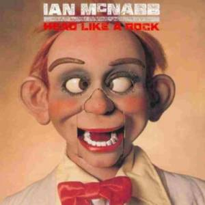 Cover - Ian McNabb: Head Like A Rock