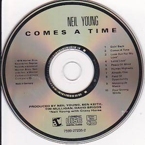 Neil Young: Comes A Time (CD) - Bild 4