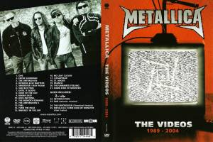Metallica: The Videos 1989-2004 (DVD) - Bild 3