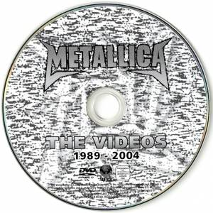 Metallica: The Videos 1989-2004 (DVD) - Bild 4