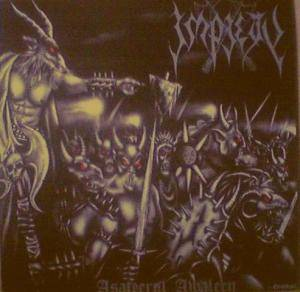 Impiety: Asateerul Awaleen - Cover