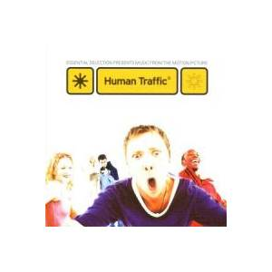 Human Traffic - Cover