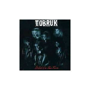 Tobruk: Wild On The Run - Cover