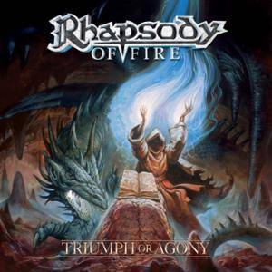 Cover - Rhapsody Of Fire: Triumph Or Agony
