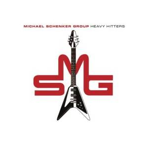 Michael Schenker Group: Heavy Hitters - Cover
