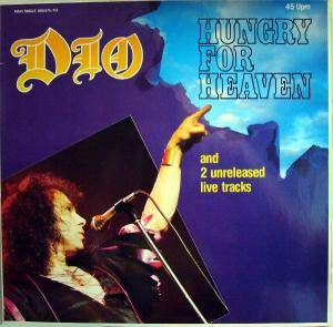 Dio: Hungry For Heaven - Cover