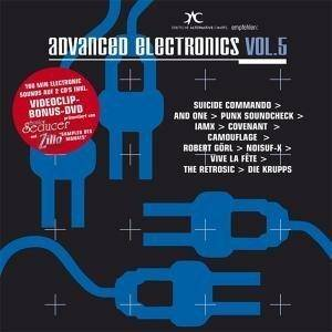 Cover - Unter Null: Advanced Electronics Vol. 5
