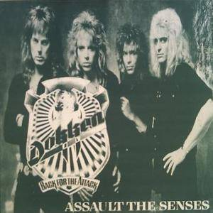 Cover - Dokken: Assault The Senses