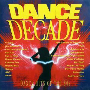 Cover - Krush: Dance Decade