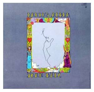 Joan Baez: David's Album (CD) - Bild 1