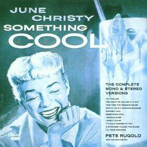 Cover - June Christy: Something Cool