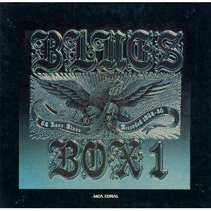Cover - Charlie McCoy: Blues Box 1