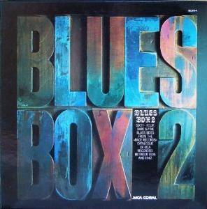 Blues Box 2 - Cover