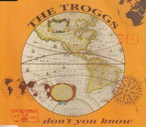 The Troggs: Don't You Know - Cover