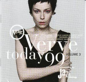 Cover - Charlie Haden Quartet Feat. Shirley Horn: Verve Today 99 Volume 3
