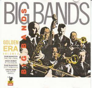 Big Bands Volume 2 - Cover