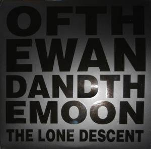 :Of The Wand & The Moon:: Lone Descent, The - Cover