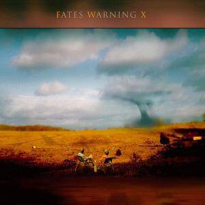 Cover - Fates Warning: FWX
