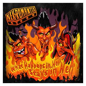 Cover - Nekromantix: What Happens In Hell Stays In Hell