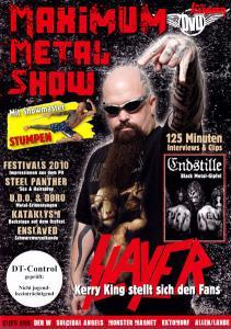 Metal Hammer - Maximum Metal Show Vol. 159 - Cover