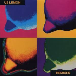U2: Lemon - Cover
