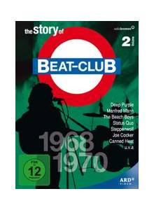Story Of Beat-Club Vol. 2 1968-1970, The - Cover