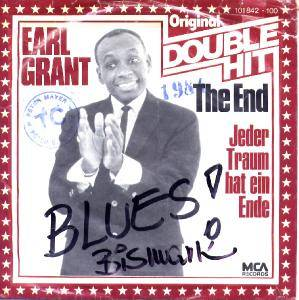 Cover - Earl Grant: Double Hit