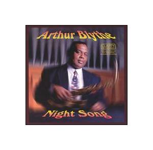 Cover - Arthur Blythe: Night Song (Cancion De La Noche)