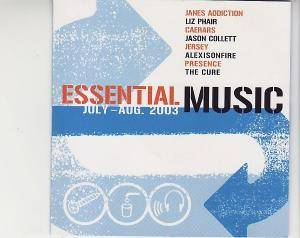 Essential Music 05 - July-Aug '03 - Cover