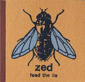 Cover - .Zed: Feed The Lie